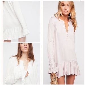 NWT Free People Tunic Dress